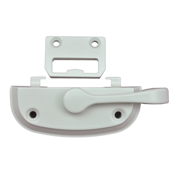 White Sash Lock And Keeper 0873340 Andersen Windows