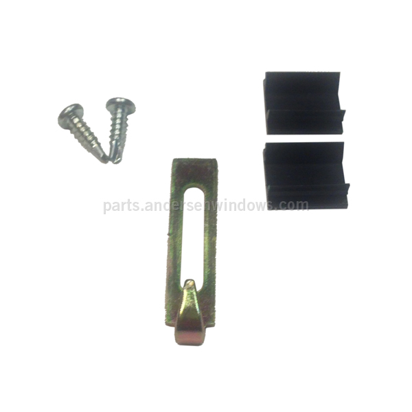 100 Series Gliding Door Insect Screen Hardware Pack
