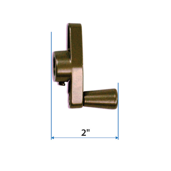 Compact Handle 400 Series Casement Or Awning 1361804