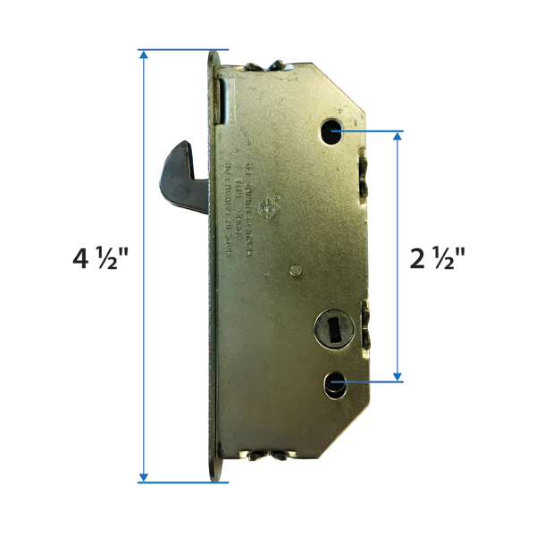 Gliding Patio Door Deadlock 1968 To 1993