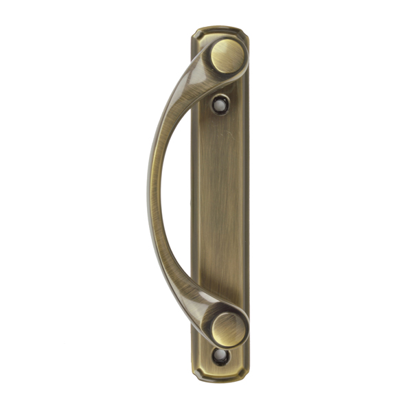 Andersen Gliding Patio Door Handle Antique Brass 2573596 Newbury