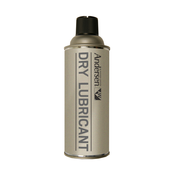 Dry Lubricant Spray 2903608 Andersen Windows Amp Patio Doors