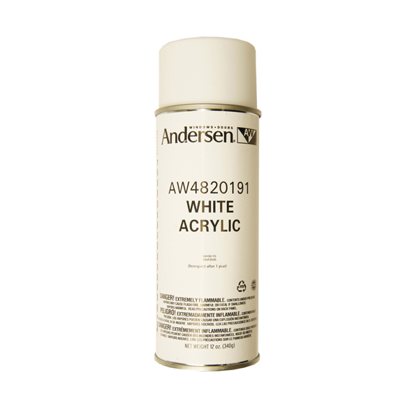 Beige Color Aerosol Spray Paint 13 Oz Andersen Windows