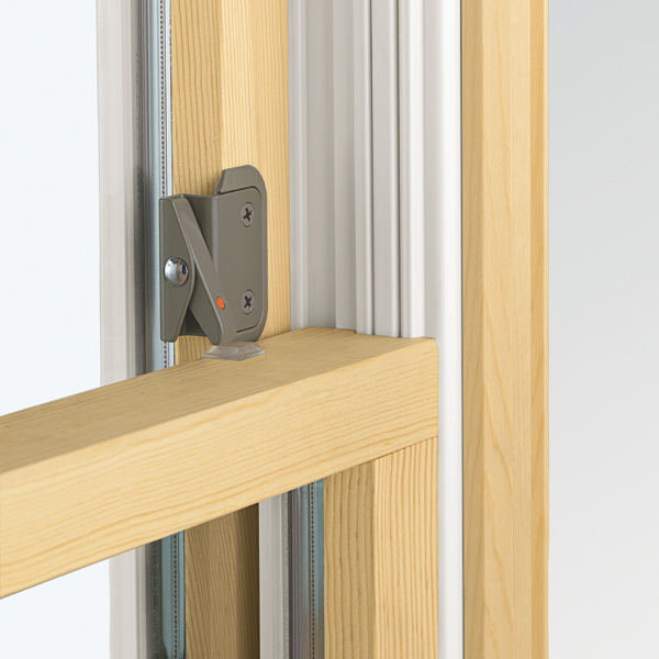Double hung window opening control device andersen for Andersen 400 series double hung windows cost