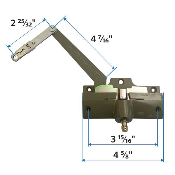 Casement Window Parts : Casement operator right andersen windows