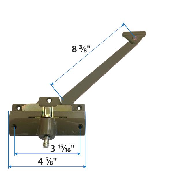 Casement operator