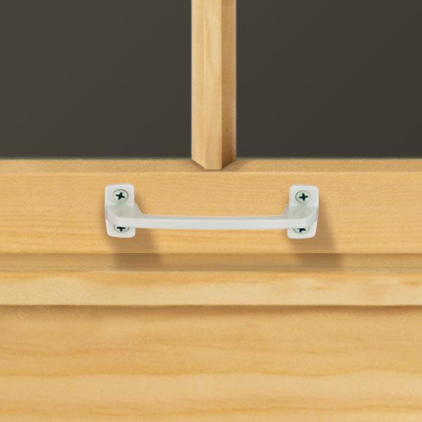 White Sash Bar Lift 1630025   Andersen Windows U0026 Patio Doors Lifts U0026  Handles   Andersen Windows U0026 Doors