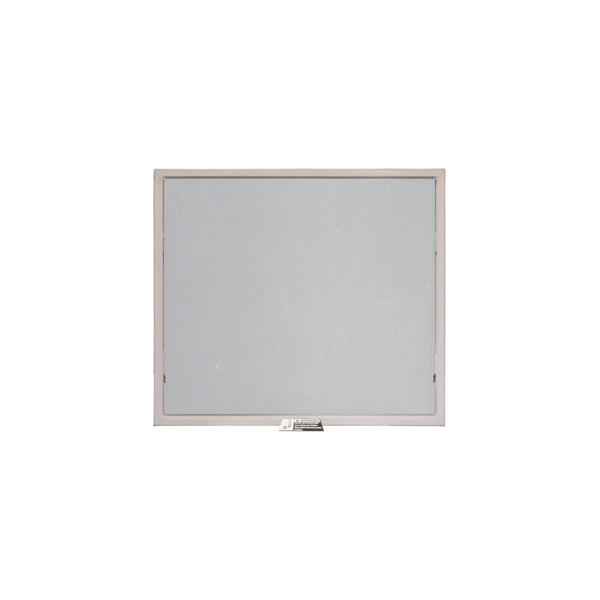 Single Hung Screens : Truscene double hung half insect screen