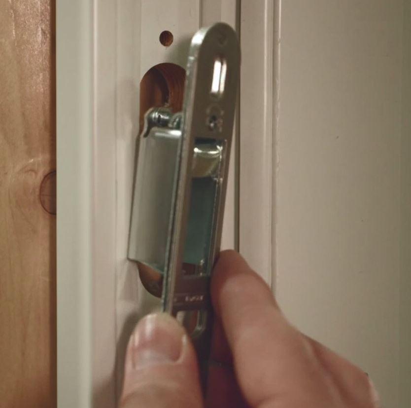 & Lock and Receiver - Andersen Gliding Doors Top Selling Door Parts