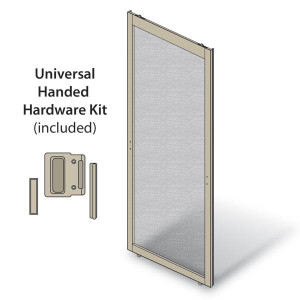 Andersen® Patio Door Gliding Insect Screen Sandtone 0910102 - Gliding Patio Door Insect Screens - Andersen Windows & Doors