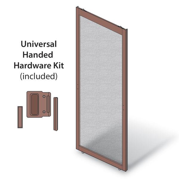 andersen patio door gliding insect screen 2650311 andersen windows and doors - Andersen Patio Doors