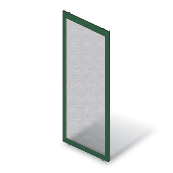 Andersen patio door gliding insect screen 1262507 for Patio door mosquito screen