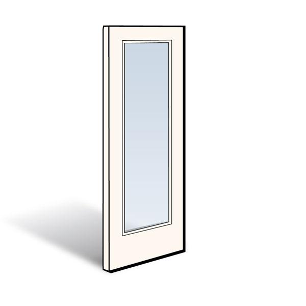 Frenchwood 174 Gliding Patio Door Panel 2565906 Andersen