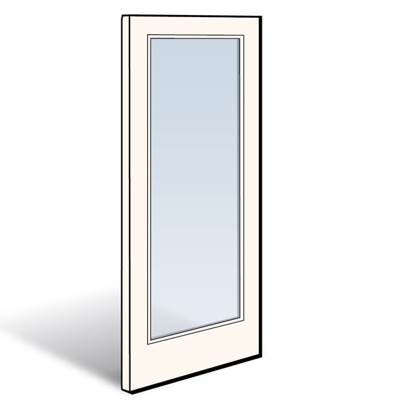 Frenchwood® Outswing Patio Door Panel - Andersen Windows ...