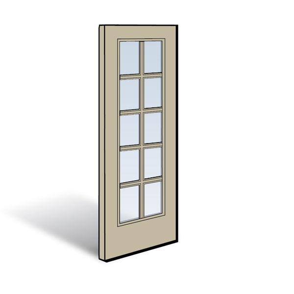 200 Series Inswing Patio Door Panel