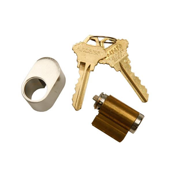 Hinged Patio Door Keyed Lock 2579457 Handles Andersen 400 Series