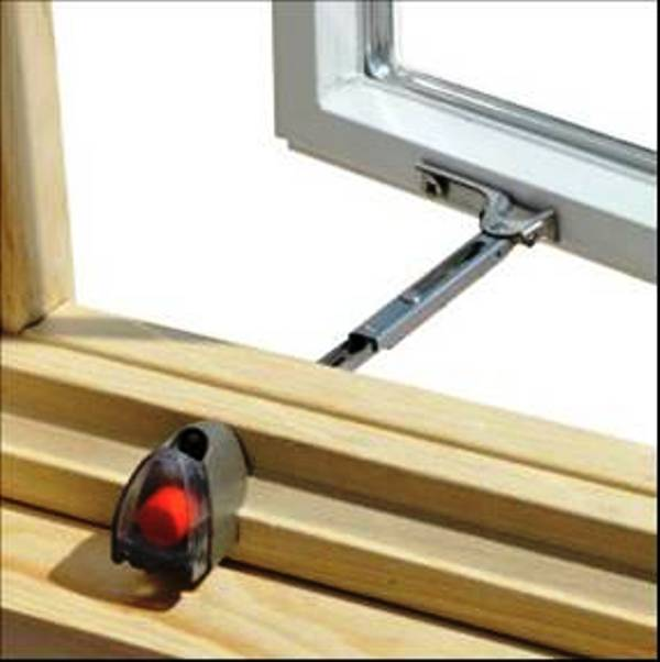 Casement Window Opening Control Device Andersen Windows