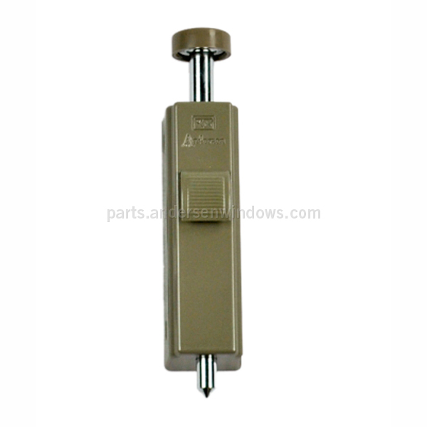 Gliding Patio Door Auxiliary Foot Lock Andersen Windows