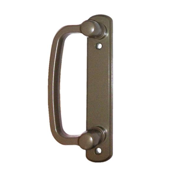 andersen u00ae gliding patio door handle  stone 9018916
