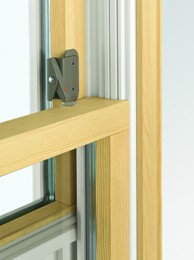 Double Hung Window: Double Hung Window Opening Control Device