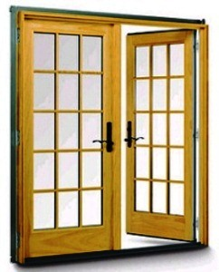 FRENCHWOOD® HINGED OUTSWING PATIO DOOR