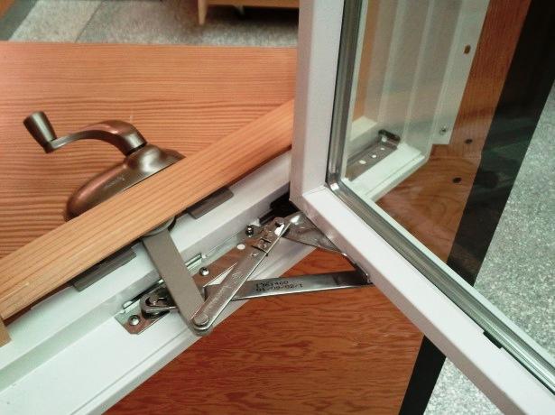 Casement Hinges Andersen Windows Amp Doors