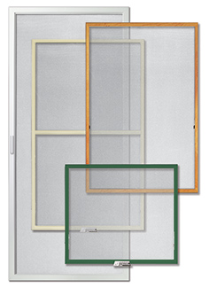 Insectscreens V on Screen Storm Door Replacement Parts