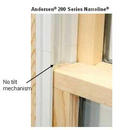 If Yes It May Be A 400 Series Woodwright Double Hung Window Tilt Wash Or 200